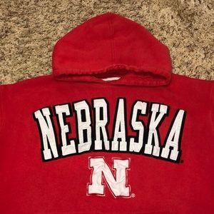 Other - Nebraska Huskers Sweatshirt 🌽